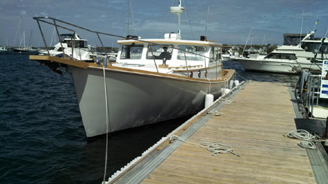 45' MV TWIST - South Shore Boatworks (6)