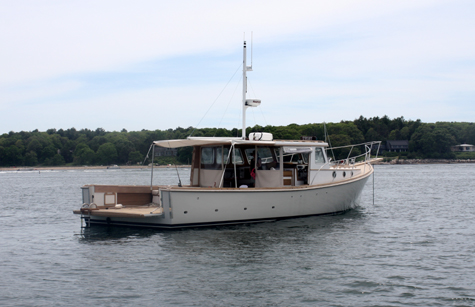 45' MV TWIST - South Shore Boatworks (5)