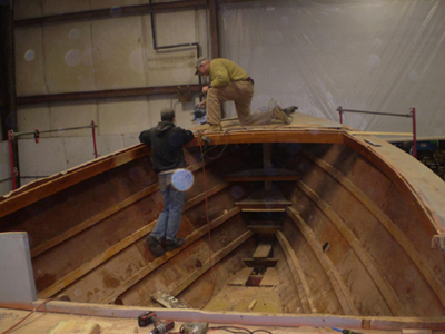 45' MV TWIST - South Shore Boatworks (37)