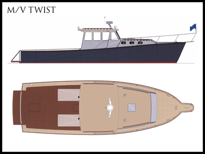 45' MV TWIST - South Shore Boatworks (38)