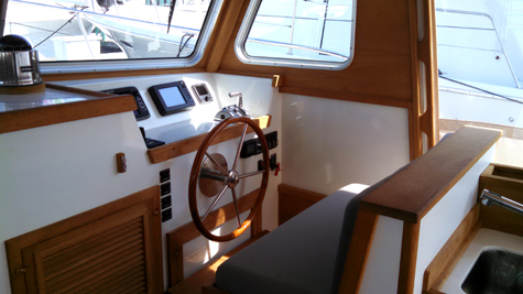 45' MV TWIST - South Shore Boatworks (17)