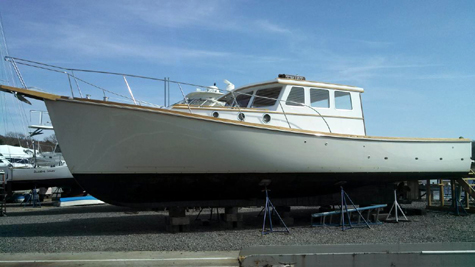 45' MV TWIST - South Shore Boatworks (9)