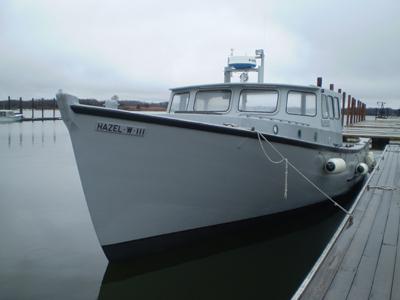 45' MV TWIST - South Shore Boatworks (10)