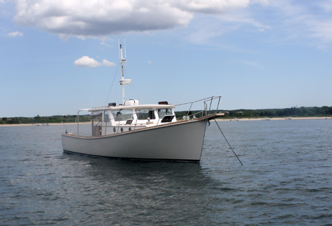 45' MV TWIST - South Shore Boatworks (2)