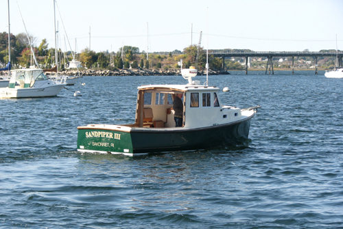 Gurnet Point 25- Sandpiper III (16)