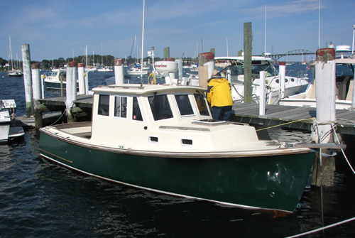 Gurnet Point 25- Sandpiper III (18)