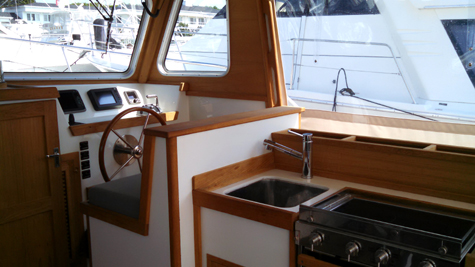 45' MV TWIST - South Shore Boatworks (18)