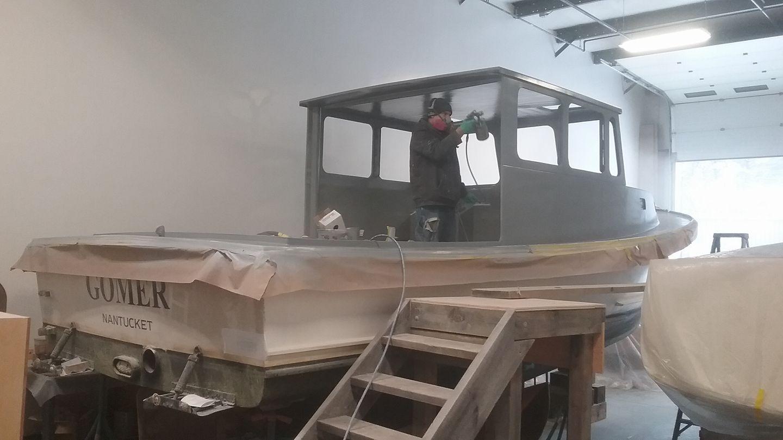 South Shore Boatworks Boatbuilding (8)