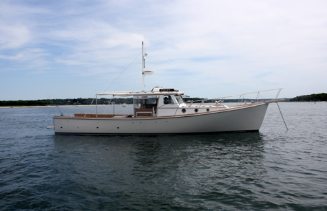 45' MV TWIST - South Shore Boatworks (3)