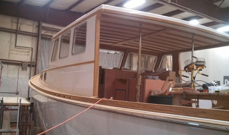45' MV TWIST - South Shore Boatworks (30)