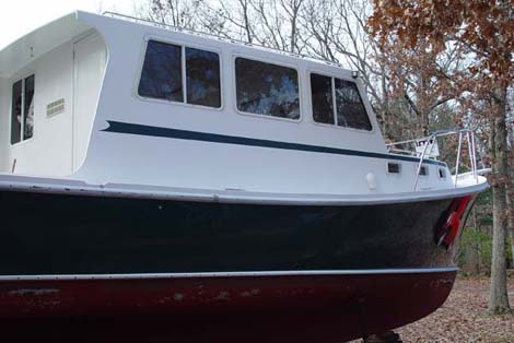 32' BHM Antares - South Shore Boatworks (4)