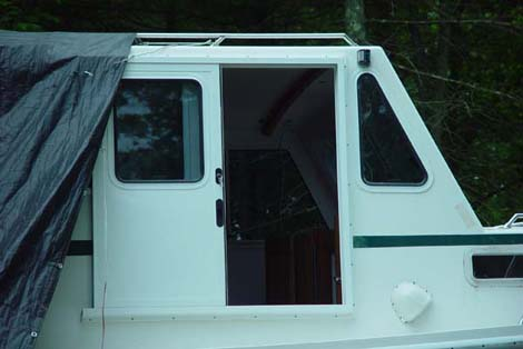 32' BHM Antares - South Shore Boatworks (16)
