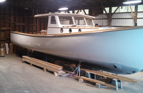 45' MV TWIST - South Shore Boatworks (26)