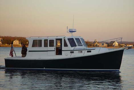 32' BHM Antares - South Shore Boatworks (2)