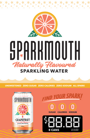 Sparkmouth Posters