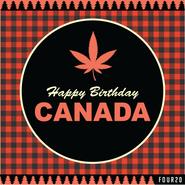 Canada Day Graphic
