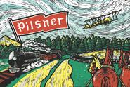 Pilsner Illustration