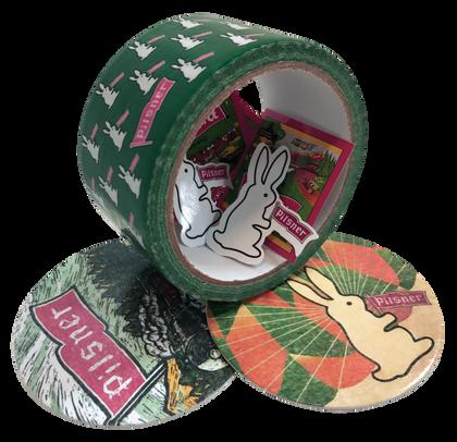 Pilsner Duct Tape
