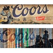 Coor Banquet murals