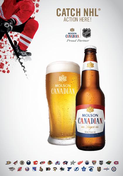 Molson Canadian NHL