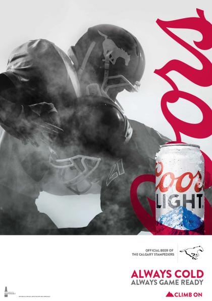 Coors Light Football