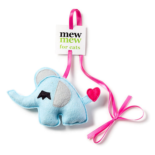 Ellie (Blue)  ribbon toy