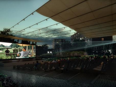 K rekonstrukci letního kina
