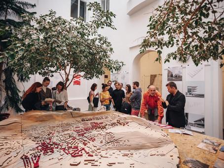 Prachatice očima studentů architektury