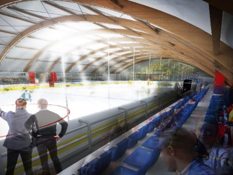 Zimní stadion v Prachaticích?