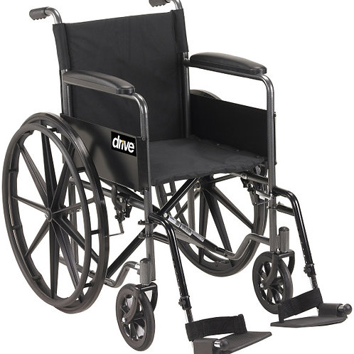 Fauteuil roulant Silver Sport 1