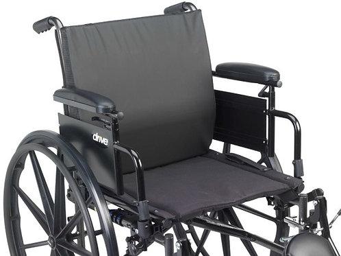 Coussin de support lombaire pour fauteuil