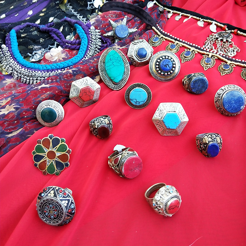 Rings from