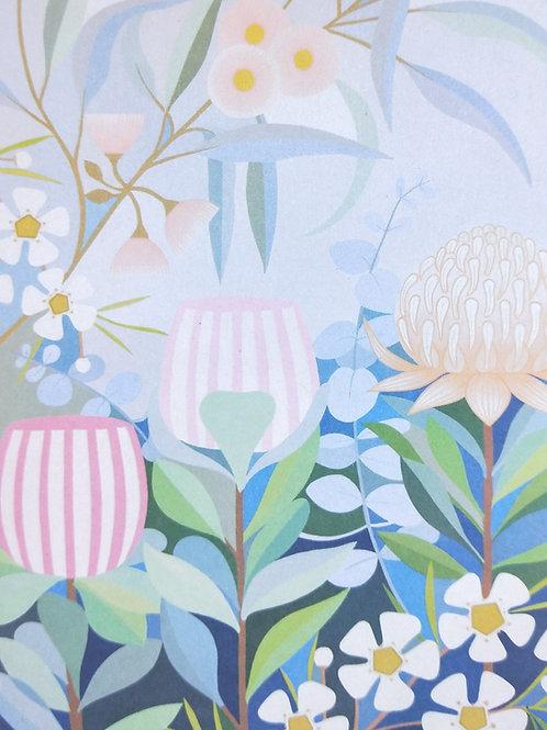 Bush Banksia - Claire Ishino