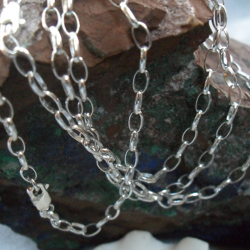 Long Oval Belcher Chain from $26