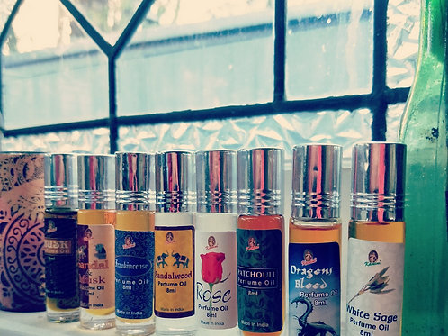Kamini fragrant oils