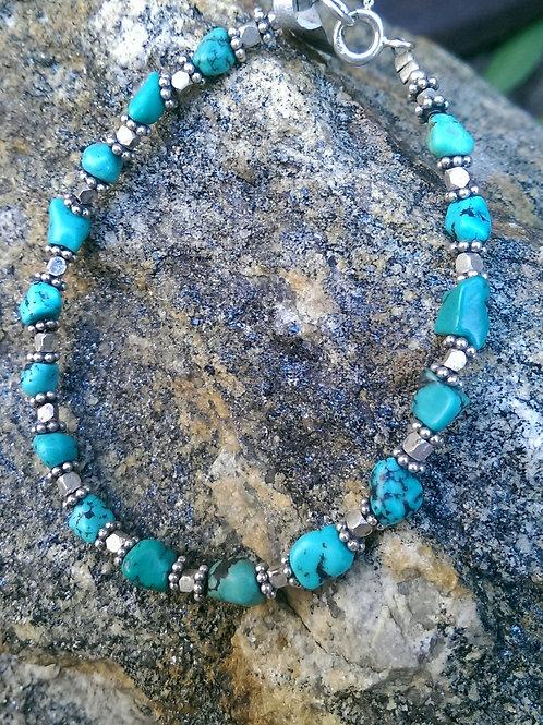Turquoise bracelet 2939