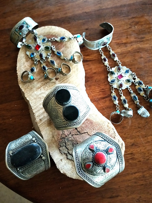 Tribal bracelets  ALL NOW   $15