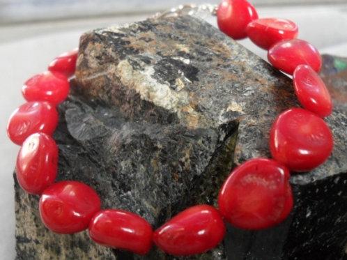 Coral bracelet 101