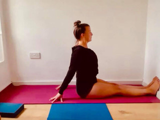 Day 7 IYNAUS Zoom Intensive - Pranayama and Supported Poses
