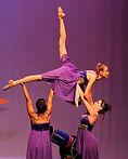 lyrical dancers performing class melbourne florida