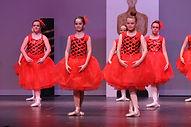 ballet dancers perfomring Melbourne Florida