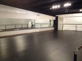 dance studio classroom