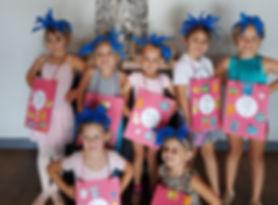 happy preschool dancers broadway bound melbourne florida