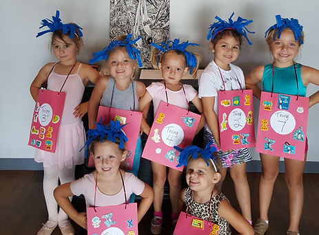 happy preschool dancers broadway bound melbourne florida