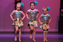 Broadway Bound Tap dancers