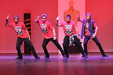 Broadway Bound boy hip hop dancers