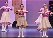 happy ballet dancers Broadway Bound