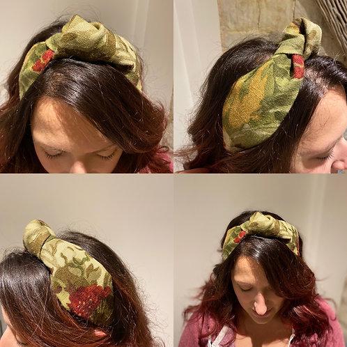 Winter Berry Headband