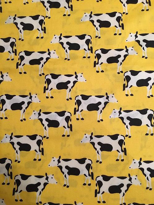 Cow Bow Tie