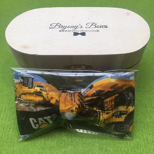 Digger Bow Tie